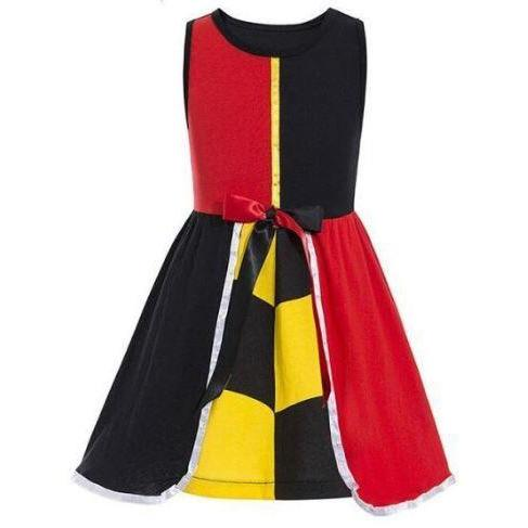 Adorable Essentials, Queen of Hearts Tunic Dress,,Adorable Essentials, LLC