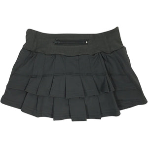 Young Adult Monarch Skirt - Dark Gray - Adorable Essentials, LLC