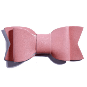 Leather Individual Bows - Adorable Essentials, LLC