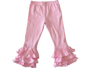Triple Ruffle Pants - In Stock - Adorable Essentials