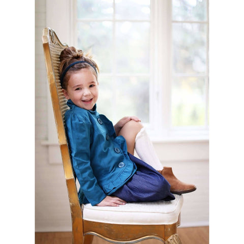 Big Button Jacket - Adorable Essentials, LLC