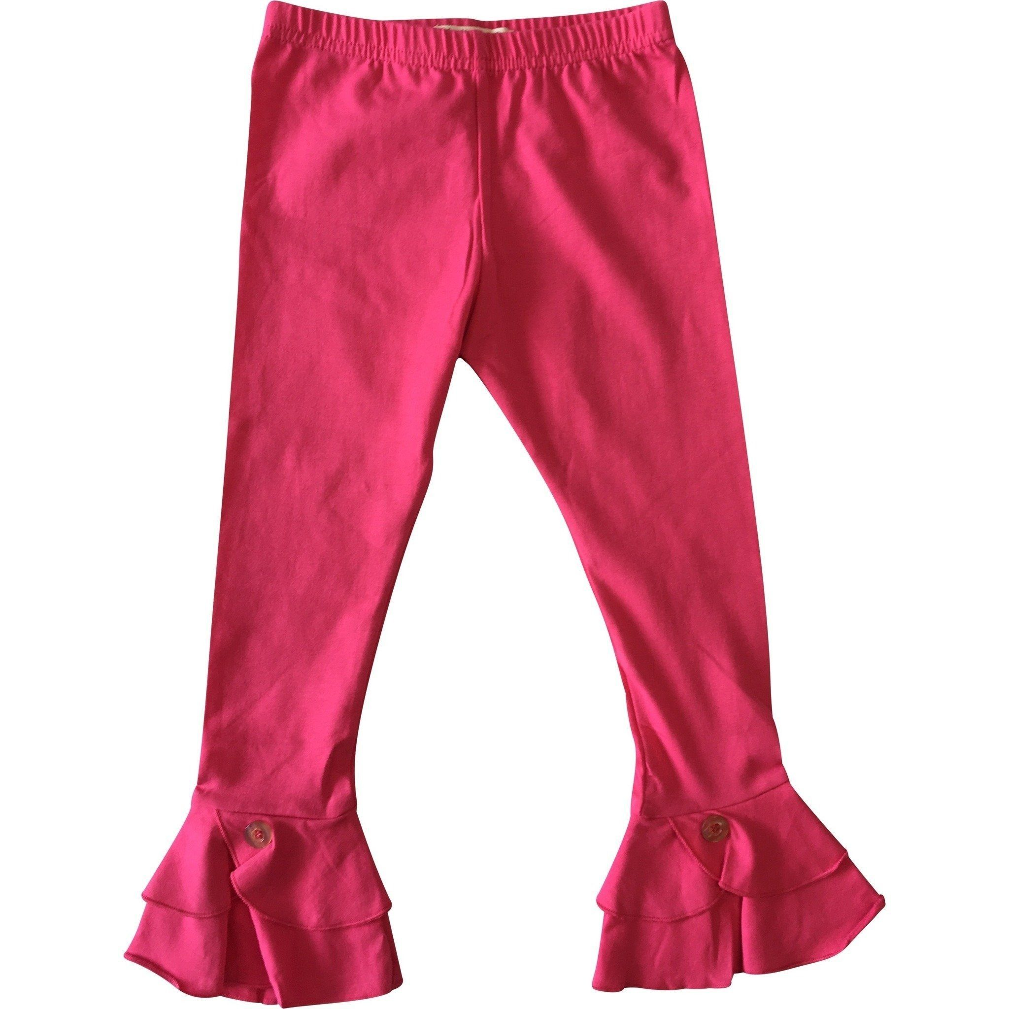 Adorable Essentials, Baby Button Flare Pants,Baby Bottoms,Adorable Essentials, LLC