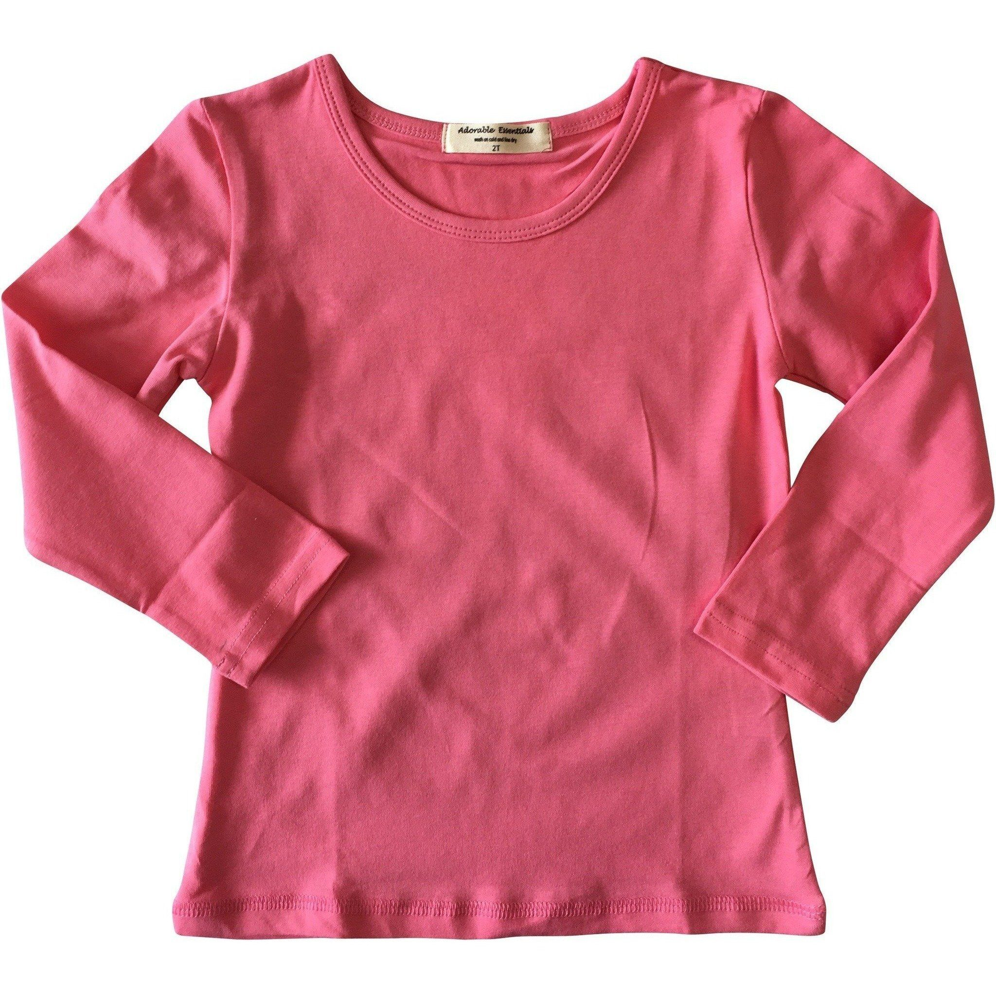 Adorable Essentials, Simple Shirts,Tops,Adorable Essentials, LLC