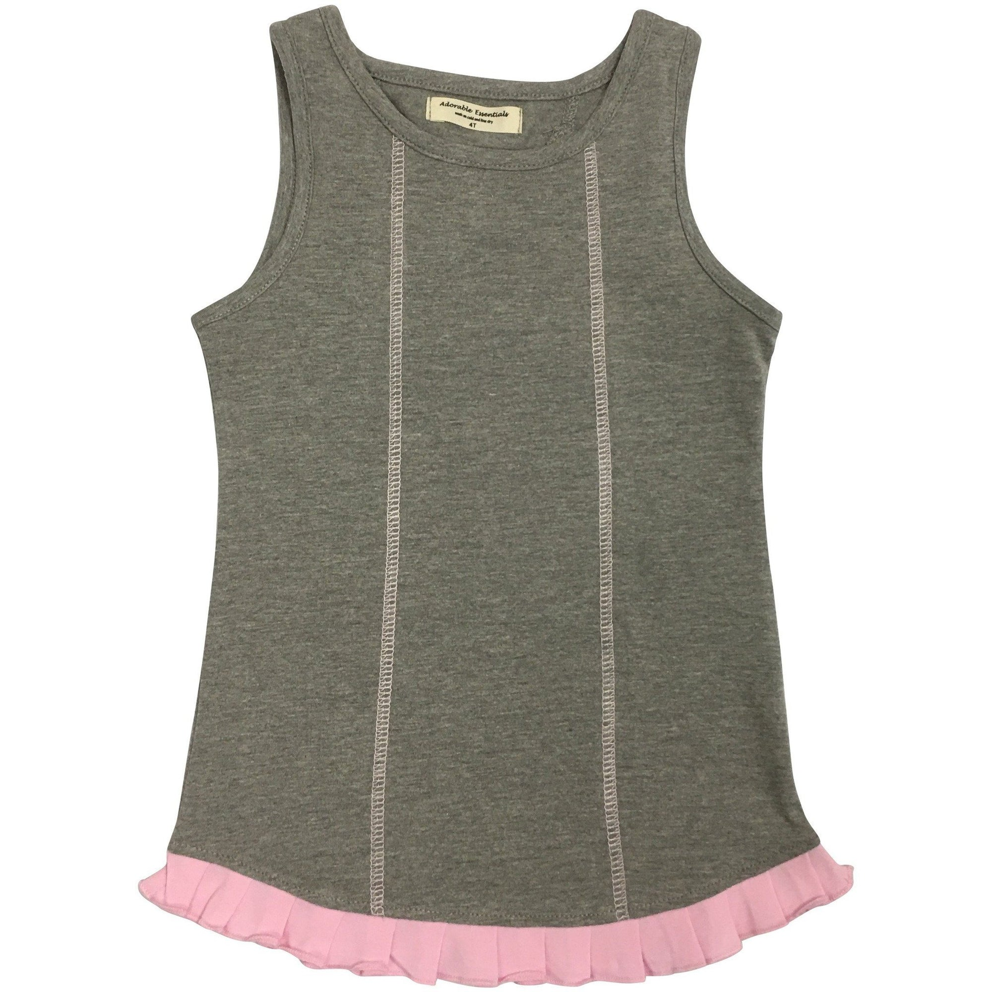 Sleeveless Tanks - Adorable Essentials, LLC