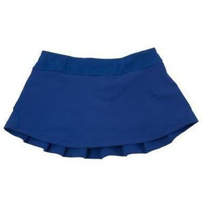 Young Adult Monarch Skirt - Royal Blue - Adorable Essentials, LLC