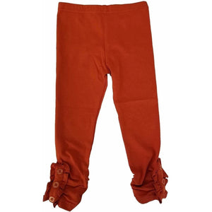 Girls Button Ruffle Pants-- In Stock!!! - Adorable Essentials