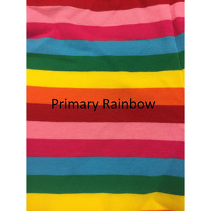 Rainbow Single Ruffle Pants - Adorable Essentials