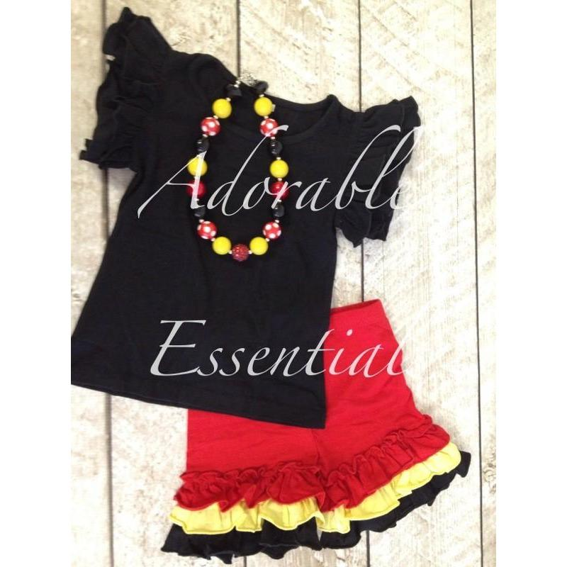 Adorable Essentials, Vacation Shorties,shorts,Adorable Essentials, LLC