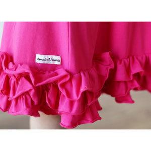 Willa Dress - Lt Pink - Adorable Essentials, LLC