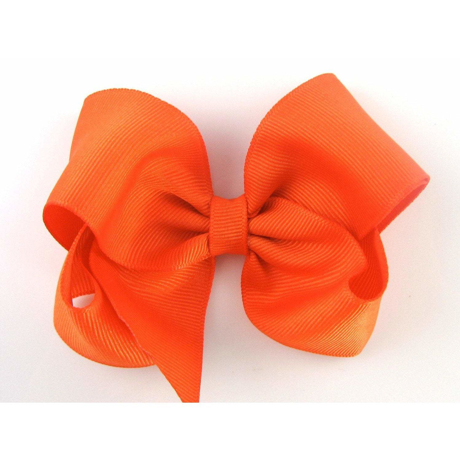 Orange Bow - Adorable Essentials