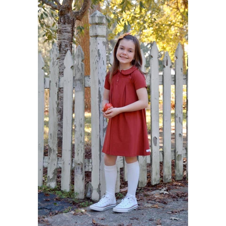 Back to School Uniform Dress - Adorable Essentials