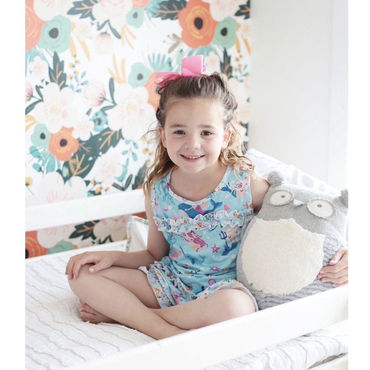 Adorable Essentials, Under the Sea Dream Lounge Wear Set,,Adorable Essentials, LLC