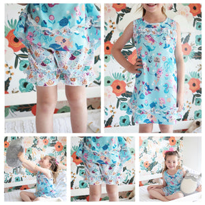 Under the Sea Dream Lounge Wear Set - Adorable Essentials