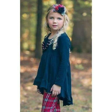 High Low Molly Tunic - Adorable Essentials, LLC