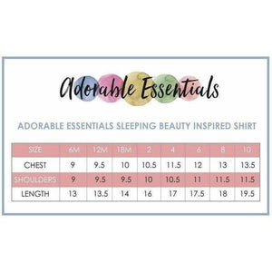 Sleepy Princess Shirt- Sleeping Beauty Inspired/Playground Princess - Adorable Essentials
