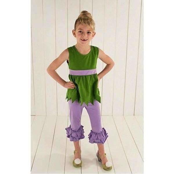 Tinkerbell Inspired Shirt/Playground Princess - Adorable Essentials
