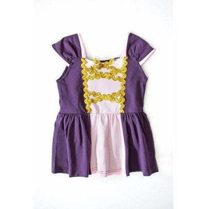 Tower Princess - Rapunzel Inspired Shirt/Playground Princess - Adorable Essentials