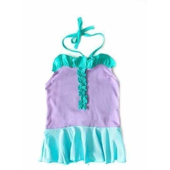 Under the Sea Princess Shirt- Ariel Inspired/Playground Princess - Adorable Essentials
