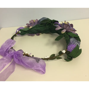 Lilac Halo Headband - Adorable Essentials
