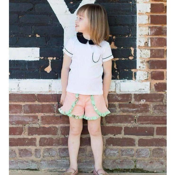 Adorable Essentials, Addison's Wonderland Schoolyard Crush Top,Sale,Addison's Wonderland,Adorable Essentials, LLC