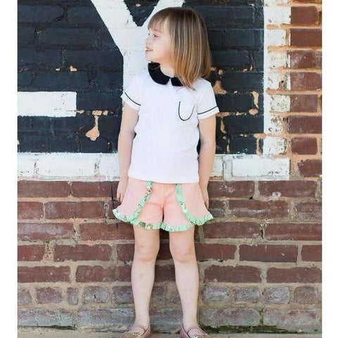 Adorable Essentials, Addison's Wonderland Schoolyard Crush Top,Sale,Adorable Essentials, LLC