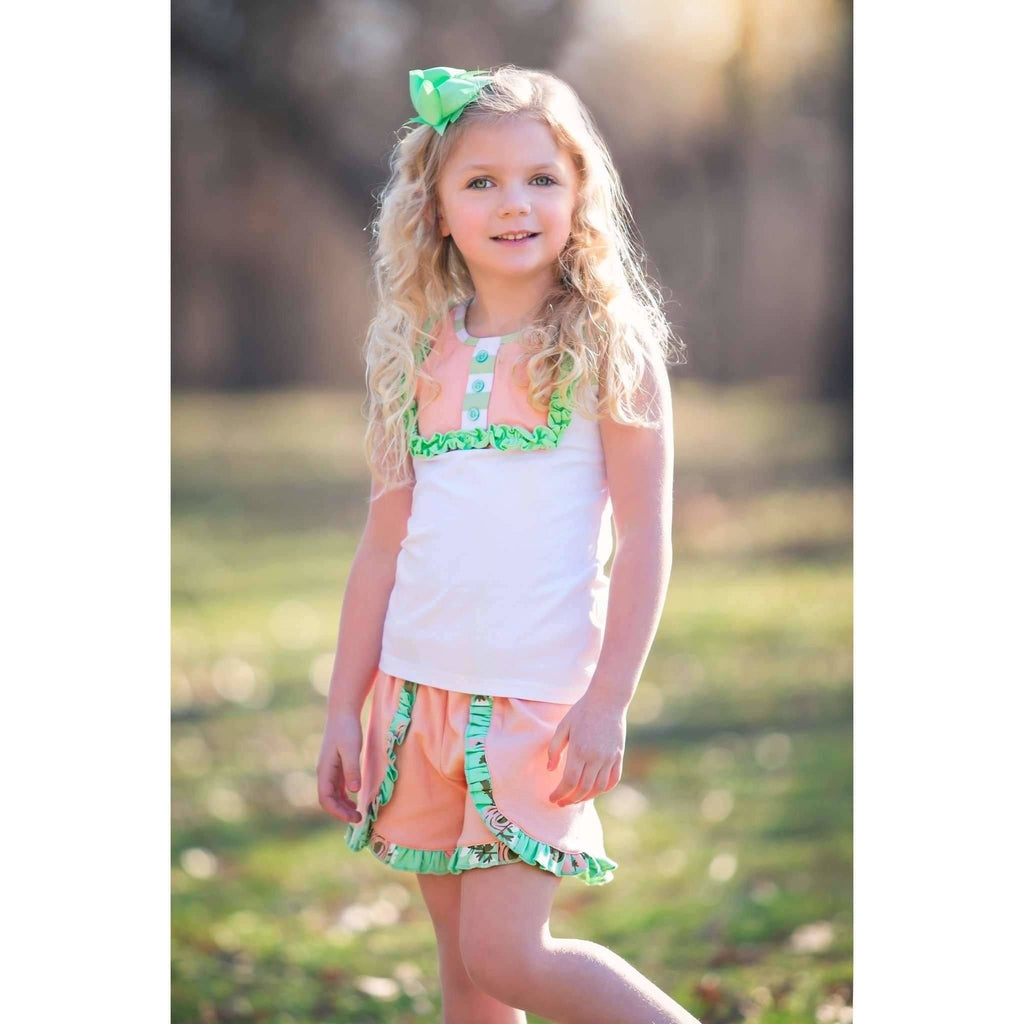 Adorable Essentials, Sorbet Sass Shorts,Sale,Addison's Wonderland,Adorable Essentials, LLC