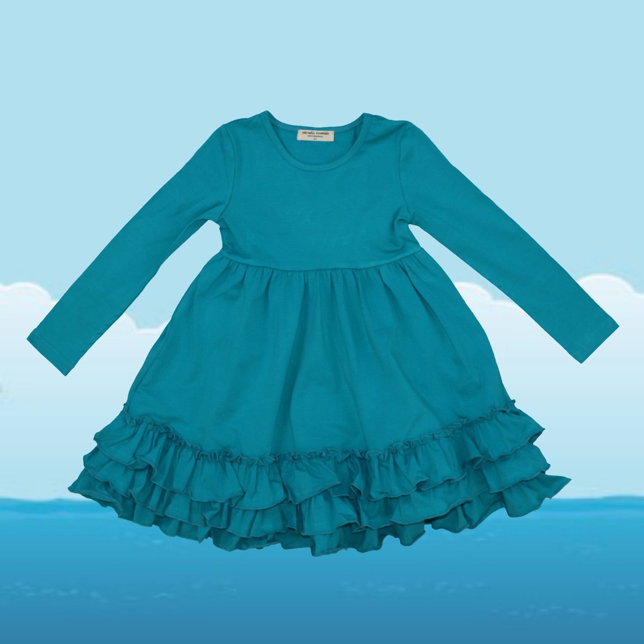 Adorable Essentials, Seaside Dress,,Adorable Essentials, LLC