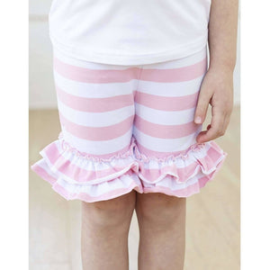 Pink Ruffle Shorties - Adorable Essentials