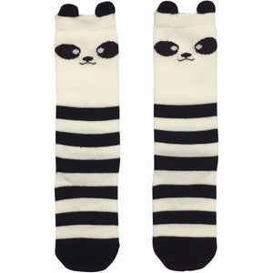 Cat, Mouse and Panda Socks - Adorable Essentials