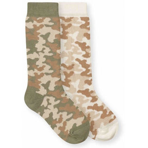 Camo Knee High Socks - Adorable Essentials