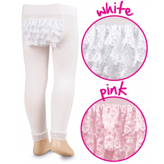 Adorable Essentials, Lace Tights,socks & tights,Adorable Essentials, LLC