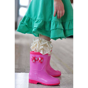 Triple Ruffle Socks - Adorable Essentials