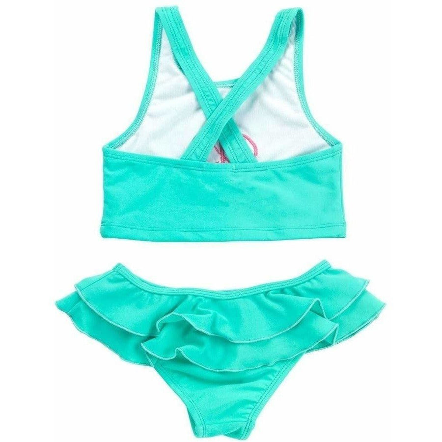 Adorable Essentials, Mint Girl Swimsuit,Swimsuit,Adorable Essentials, LLC