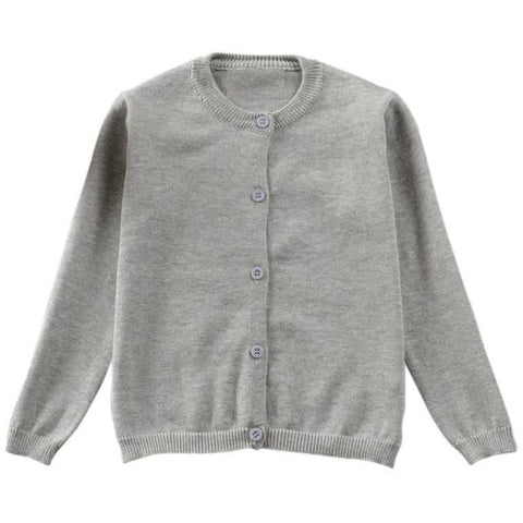 Adorable Essentials, Journey Cardigan - Gray,Tops,Adorable Essentials,Adorable Essentials, LLC