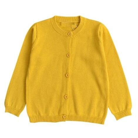 Journey Cardigan - Mustard - Adorable Essentials