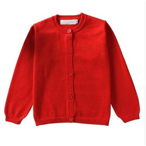 Journey Cardigan - Red - Adorable Essentials, LLC