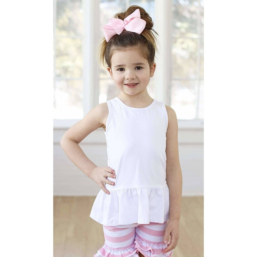 Adorable Essentials, Peplum Tanks,Tops,Adorable Essentials, LLC
