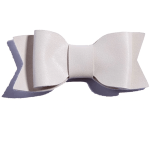 Leather Individual Bows - Adorable Essentials
