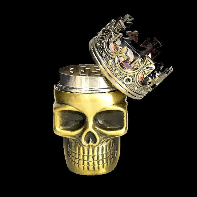 Gold Crown Grinder