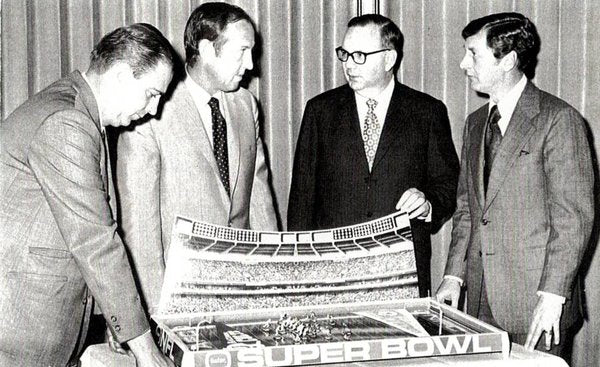 Norman Sas, former president of Tudor Games and inventor of Electric Football