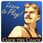 Learn the rules to our Famous Forehand tennis card game with the help of Coach's online tutorials!