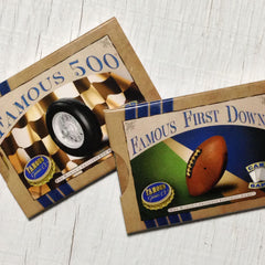 Hard card games for two players - the Advanced Collection from Famous Games Co. (photo: box shots)