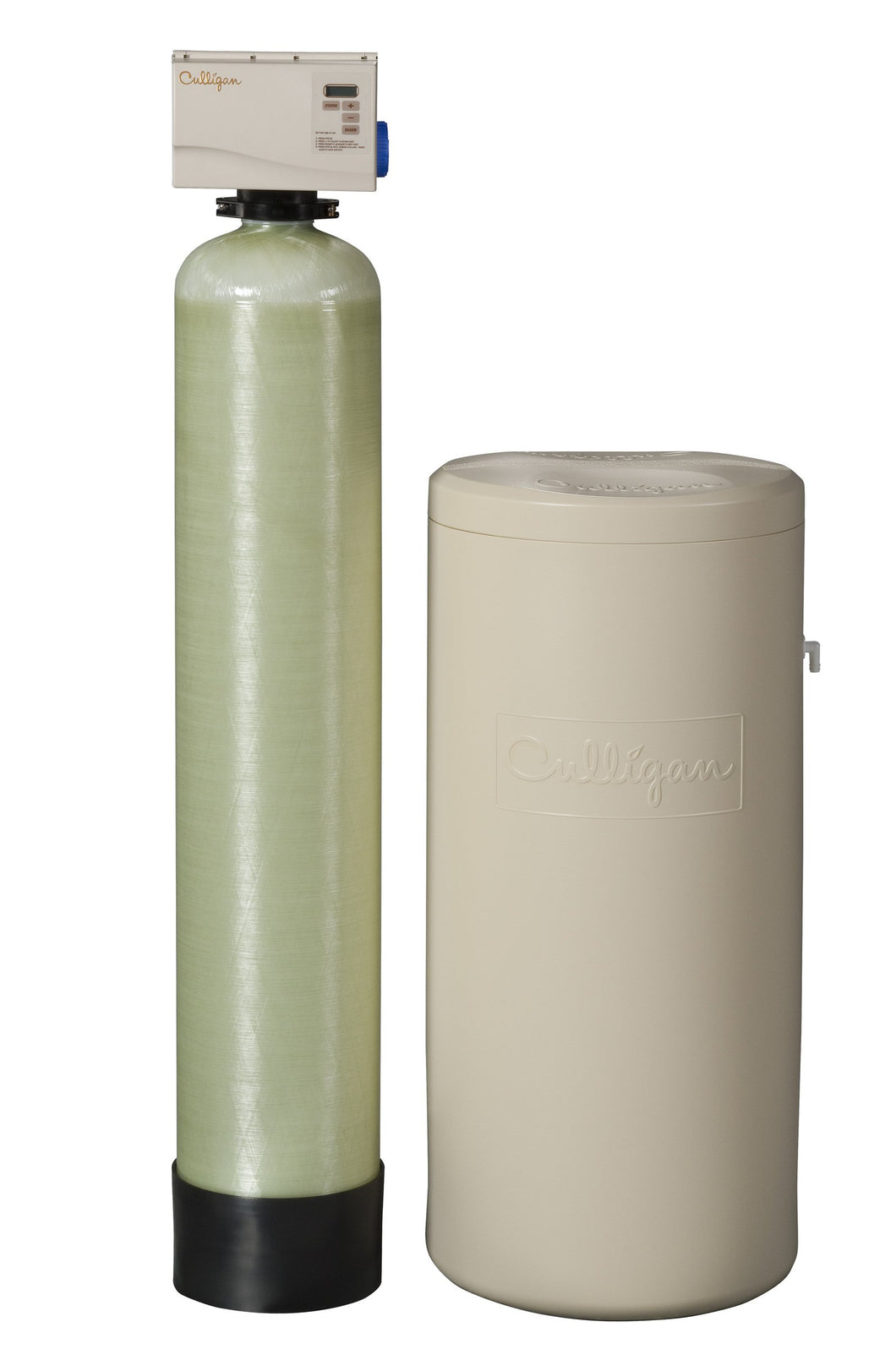 Culligan Total Home Water Softener & Carbon Filter