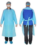 Disposable Protective Gown - 10 PACK