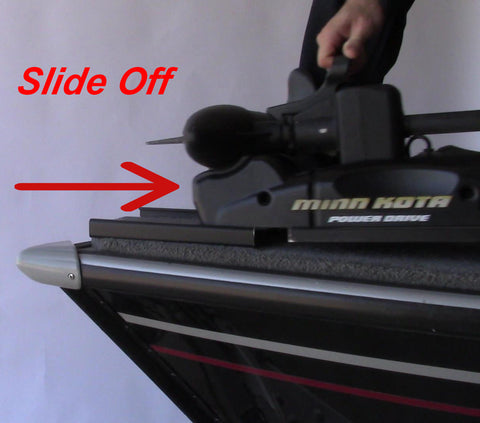 Removing a Trolling Motor