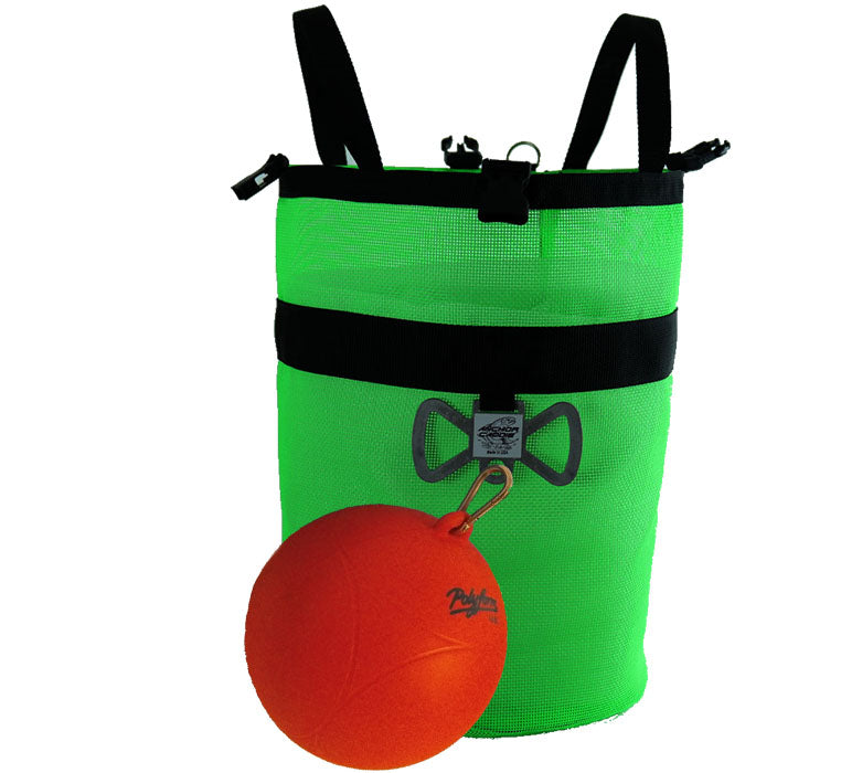 Anchor Rope Bag with Bag Buoy Ball