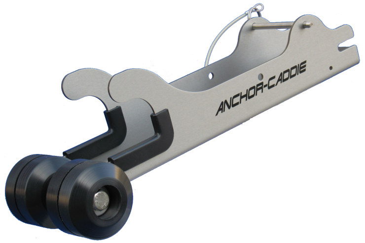 Anchor Caddie Clear Grain, Complete View