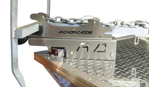 How To Install An Anchor Nest Over My Bow Light Or
