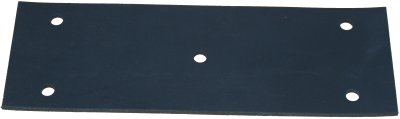 Rubber Insulator for Anchor Caddie Mounting