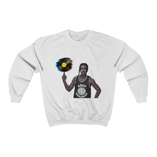 Distorted Records Sweatshirt